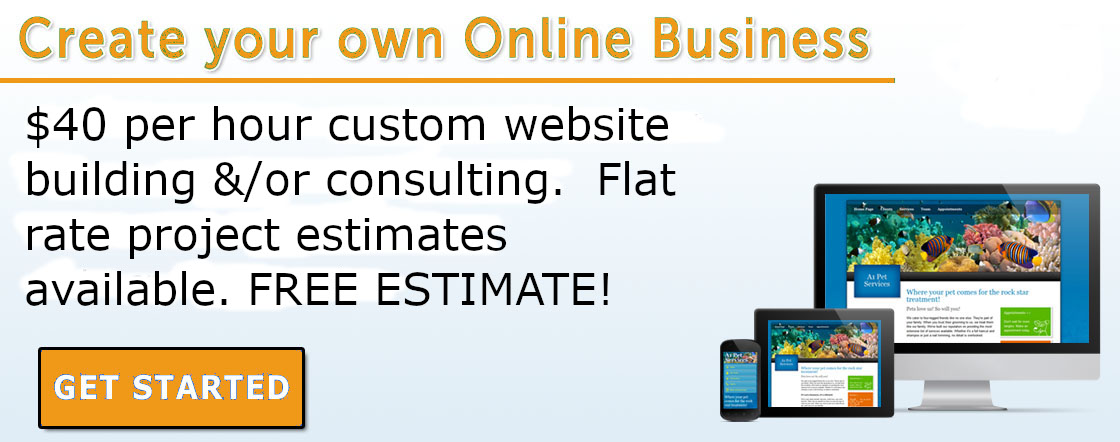Create Your Own Online Business
